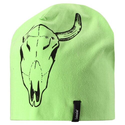 Купить Шапка Lassie размер S/003, 8270 зеленый, Головные уборы