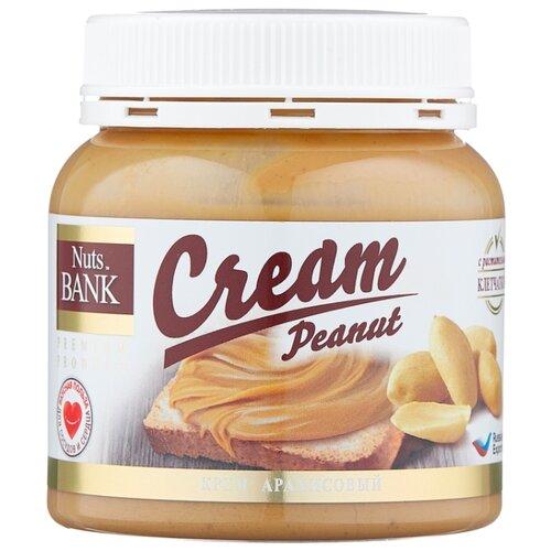 Nuts BANK Крем арахисовый 250 г