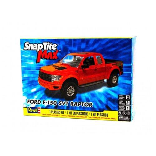 Сборная модель Revell SnapTite Max Ford F-150 SVT Raptor(11233) 1:25