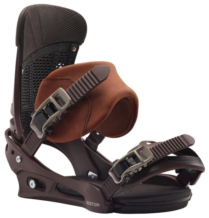 Крепления BURTON Malavita Leather Re:Flex
