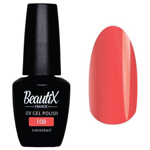 Купить Гель-лак для ногтей Beautix UV Gel Polish, 15 мл, 108
