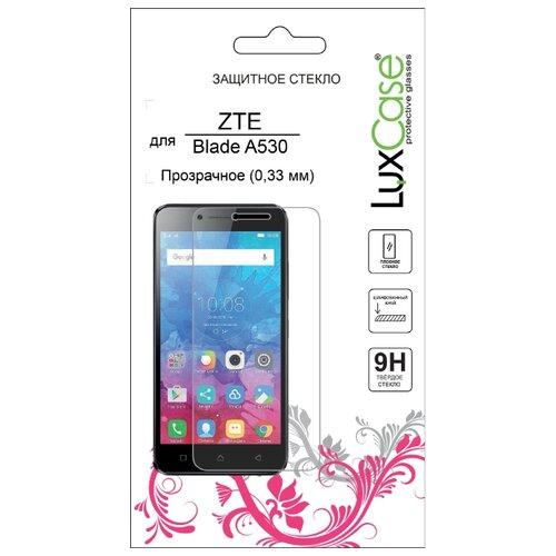 Защитное стекло LuxCase для ZTE Blade A530 прозрачный