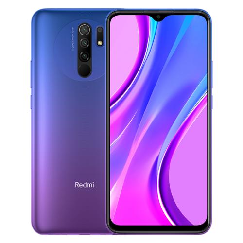 Смартфон Xiaomi Redmi 9 4/64GB фиолетовый смартфон