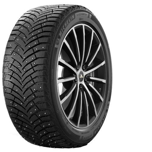 Автомобильная шина MICHELIN X-Ice North 4 205/55 R16 94T зимняя шипованная tigar ice 205 55 r16 94t шип