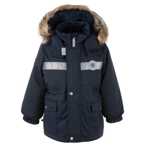 Купить Куртка KERRY Walter K20411 размер 98, 00229 темно-синий, Куртки и пуховики