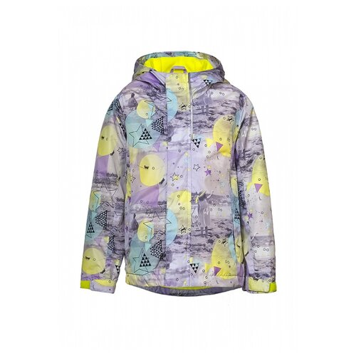 Фото - Куртка Oldos Соня OSS202TJK30 размер 98, светло-серый куртка oldos мальта law192t106jk размер 98 зеленый