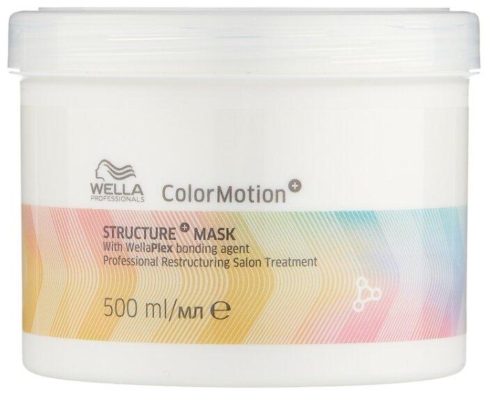 Wella Professionals COLOR MOTION Маска для интенсивного восстановления окрашенных волос