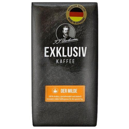 Кофе молотый Exklusiv Kaffee Der Milde, 250 г s a schwarzkopf der kaffee