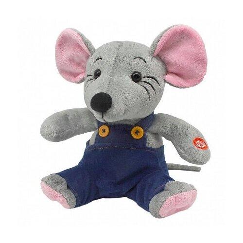 Фото - Мягкая игрушка Пушистые друзья Мышка 18 см кмит елена пушистые друзья барашек бяша