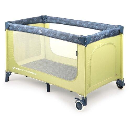 Купить Манеж-кровать Happy Baby Martin grass, Манежи
