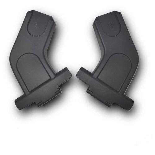 UppaBaby Адаптер Maxi-Cosi для коляски MINU черный maclaren адаптер к atom для автокресла maxi cosi и cybex