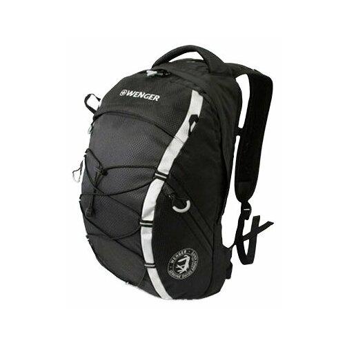Рюкзак WENGER 30532499 25 black (black/silver)