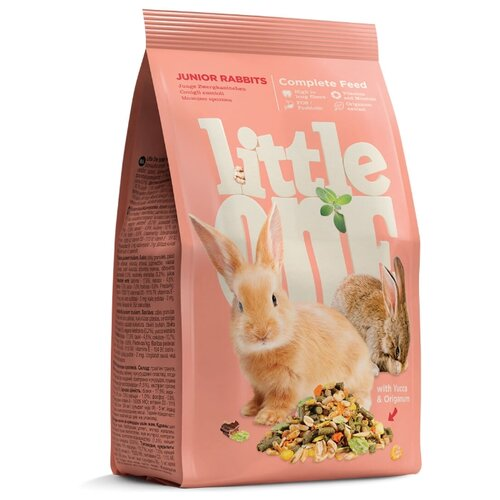 Фото - Корм для кроликов Little One Junior Rabbits 900 г little one little one корм для кроликов 900 г