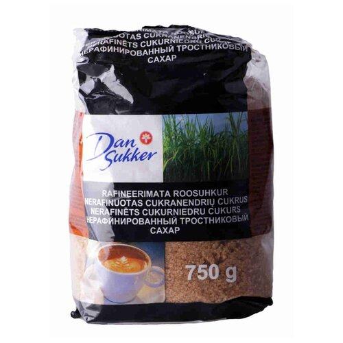 Сахар Nordic нерафинированный тростниковый 0.75 кг