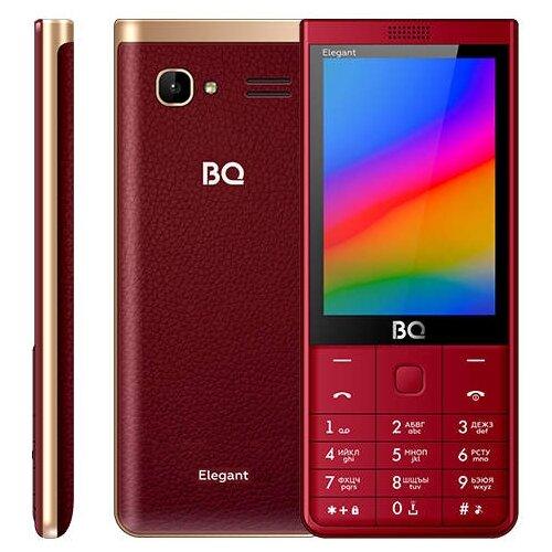 Телефон BQ 3595 Elegant красный телефон