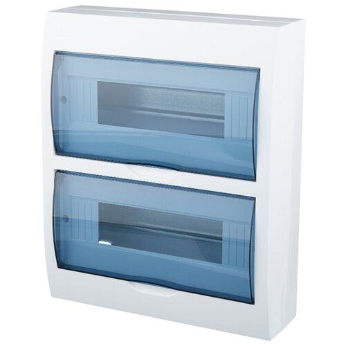 Щит распределительный IEK MKP12-N-24-40-10 навесной, пластик, модулей 24 белый