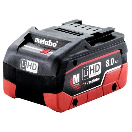 Аккумулятор Metabo 625369000 Li-Ion 18 В 8 А·ч
