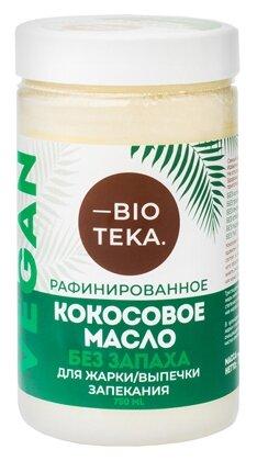 BIOTEKA Масло кокосовое рафинированное без запаха