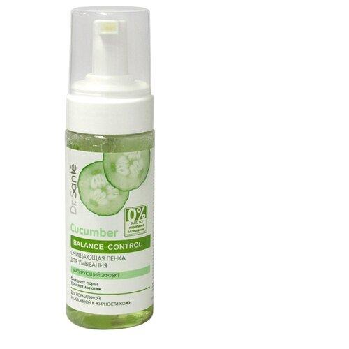 Dr. Sante пенка для снятия макияжа Cucumber Balance Control, 150 мл недорого