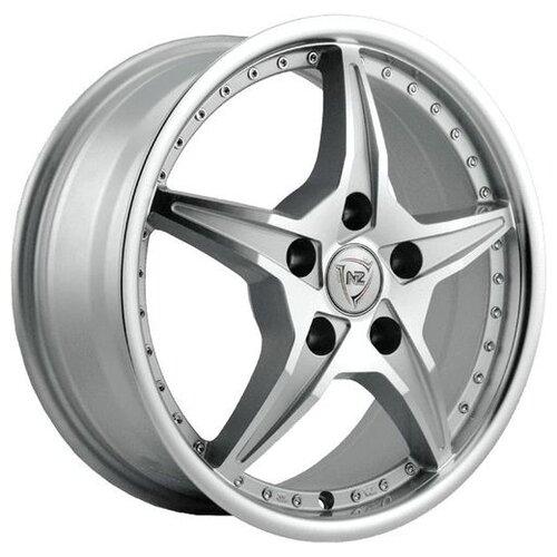 Фото - Колесный диск NZ Wheels SH657 6.5x16/5x112 D57.1 ET33 SF колесный диск nz wheels sh657 6 5x16 5x112 d57 1 et33 sf