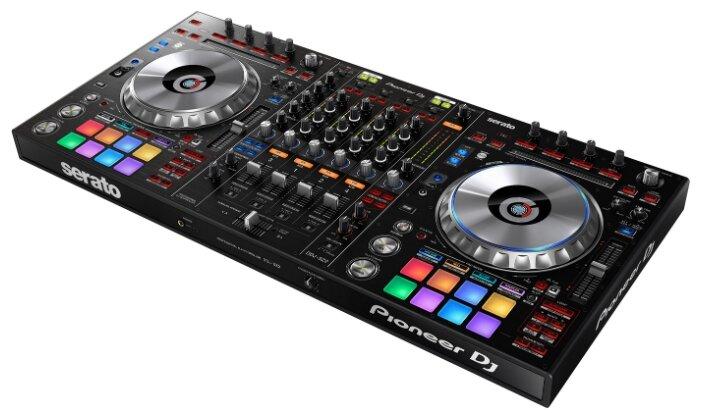 Купить PIONEER DDJ-SZ2 Четырехканальный контроллер для Serato DJ Pro по низкой цене с доставкой из Яндекс.Маркета (бывший Беру)