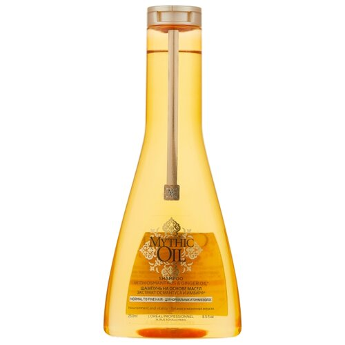 L'Oreal Professionnel шампунь Mythic Oil With Osmanthus&Ginger Oil 250 мл l oreal professionnel mythic oil купить