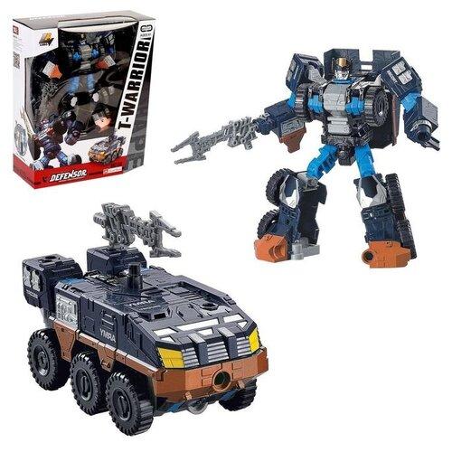 Купить Робот-трансформер Военный Броневик , с металлическими элементами 2367188, Wei Jiang, Роботы и трансформеры