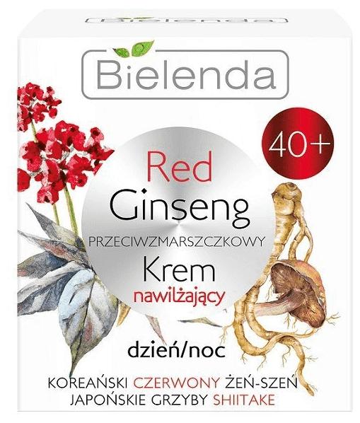 Крем Bielenda Red Ginseng против морщин