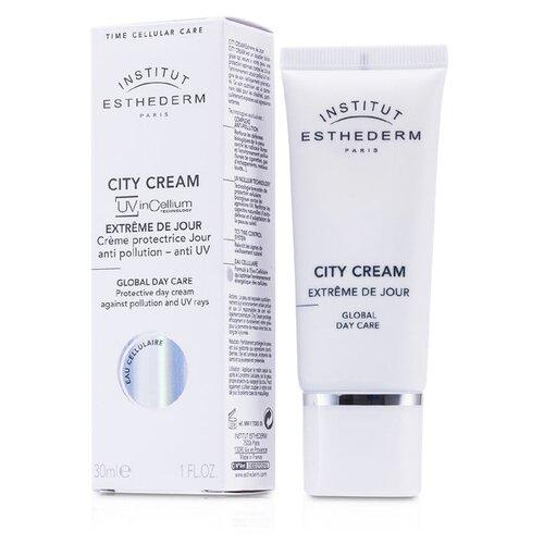 Institut Esthederm City Cream Extreme de Jour дневной защитный крем для лица, 30 мл недорого
