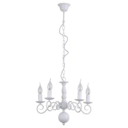Люстра Arte Lamp Isabel A1129LM-5WH, E14, 200 Вт люстра arte lamp gracia a1528lm 5wh e14 200 вт