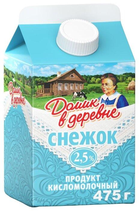 Домик в деревне Снежок 2.5%