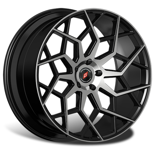 Колесный диск Inforged IFG42 8.5x20/5x112 D66.6 ET42 black machined
