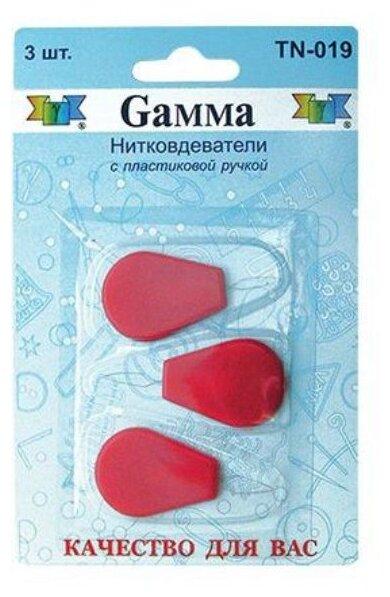 Нитевдеватель Gamma TN-019 3 шт.