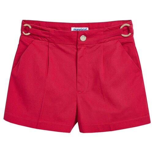 Шорты Mayoral размер 110, красный джемпер mayoral размер 110 красный