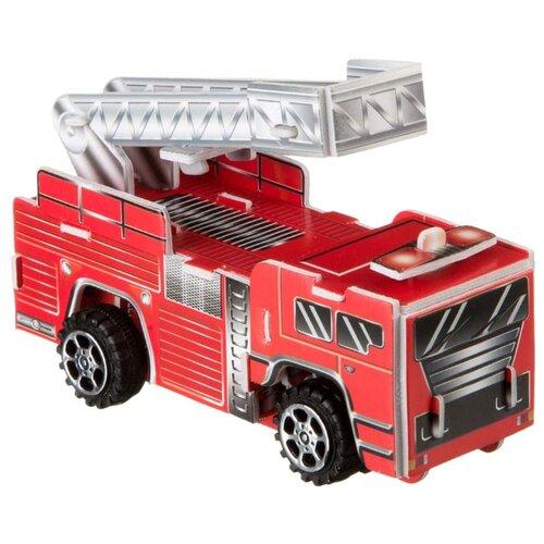 Сборная модель BONDIBON Пожарная машина ВВ2217, Сборные модели  - купить со скидкой