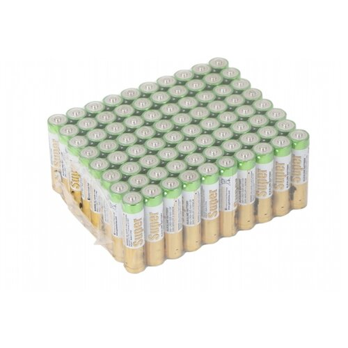 Фото - Батарейка GP Super Alkaline AAA, 80 шт. батарейка gp super alkaline aa 60 шт
