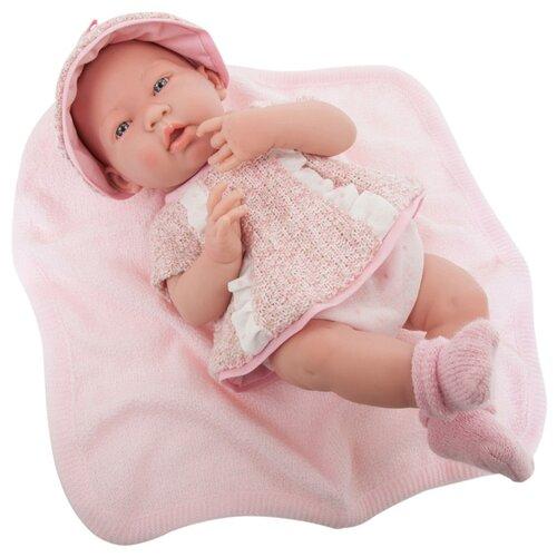 Купить Пупс JC Toys BERENGUER Newborn, 38 см, JC18058, Куклы и пупсы