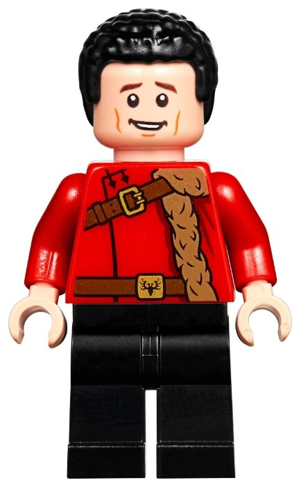Конструктор lego harry potter часовая башня хогвартса
