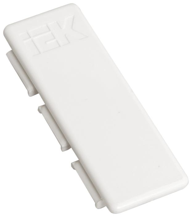 Соединение/накладка на стык для настенного кабель-канала IEK CKK-40D-SL60-K01