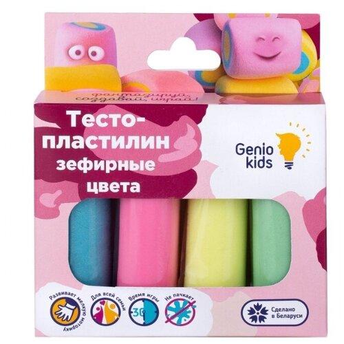 Купить Масса для лепки Genio Kids Зефирные цвета (TA1088), Пластилин и масса для лепки