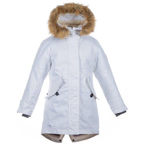 Пальто Huppa Vivian размер 152, white пальто huppa vivian размер 152 70002 yellow