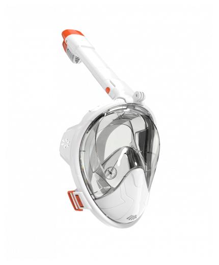 Набор для плавания BRADEX полнолицевой, размер L/XL