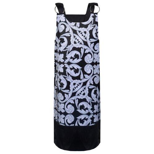Купить Сарафан Stefania Pinyagina размер 134, черный/красный, Платья и сарафаны