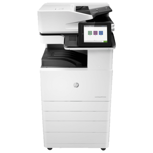 МФУ HP LaserJet Managed MFP E72535dn, черный