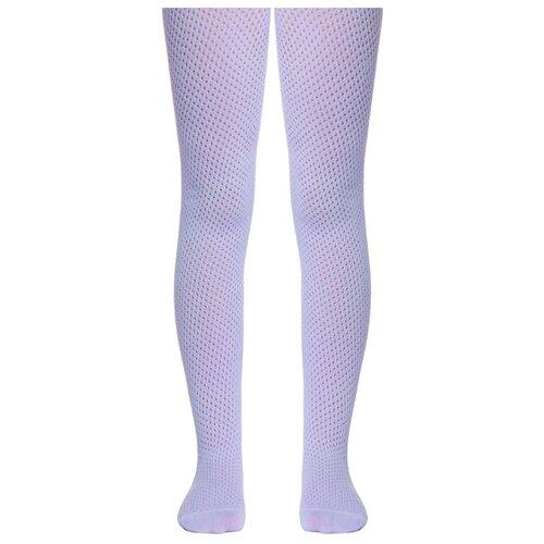 Купить Колготки Conte-kids MISS размер 116-122, бледно-фиолетовый
