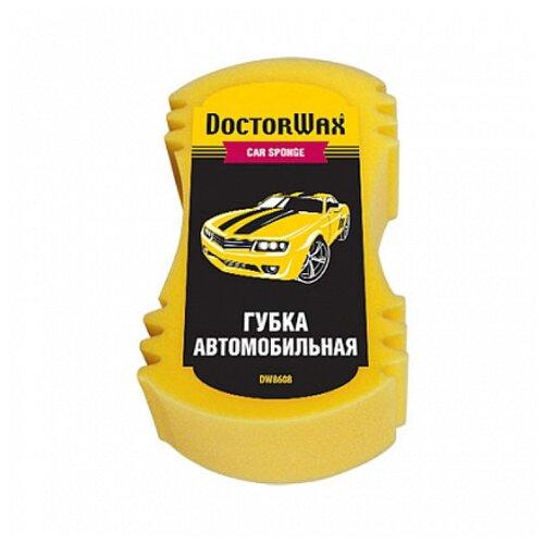 Губка автомобильная 245x135x73мм DoctorWax CAR SPONGE