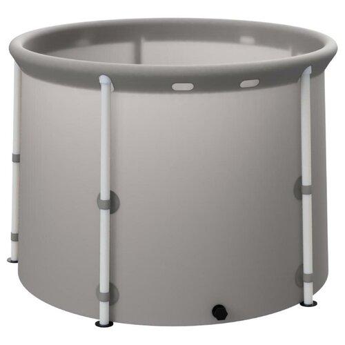 Складная ёмкость (бак/бочка) для воды EKUD 500 литров (h=70, d=95)