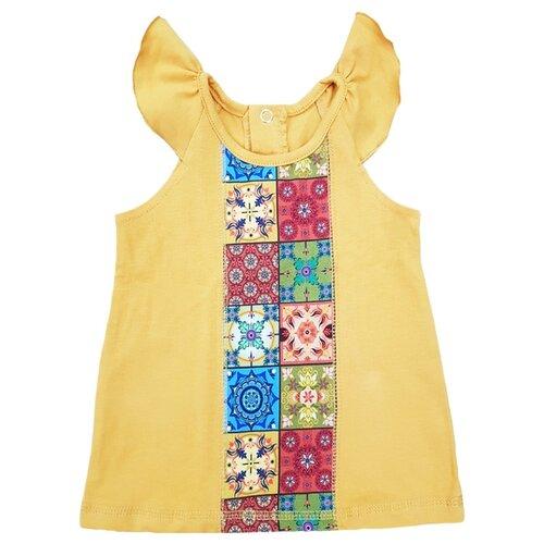 Платье ЁМАЁ размер 74, горчица платье ёмаё ёмаё mp002xg005yb