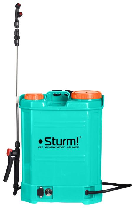Аккумуляторный опрыскиватель Sturm! GS8216B