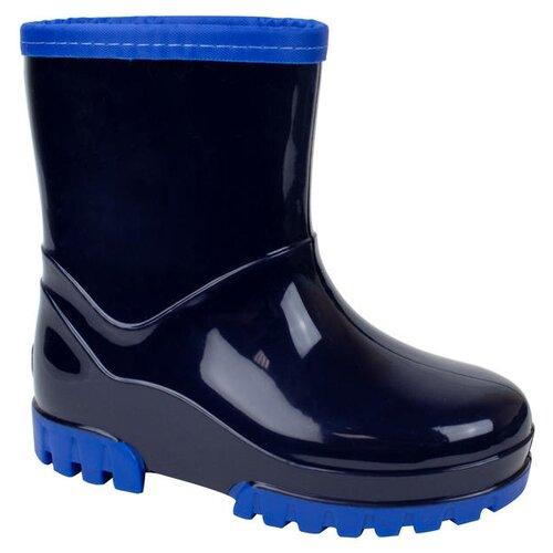 Фото - Резиновые сапоги Bris размер 33, темно-синий сапоги для девочки elegami цвет темно синий 5 521551802 размер 33